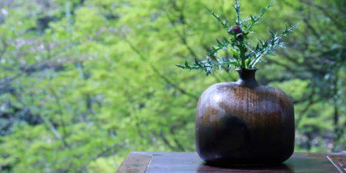 『唐津・隆太窯』の花器