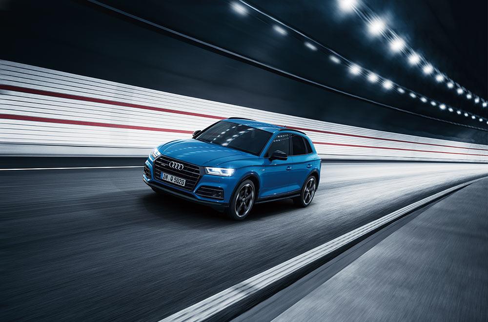 「NEW MODEL」Audi Q5