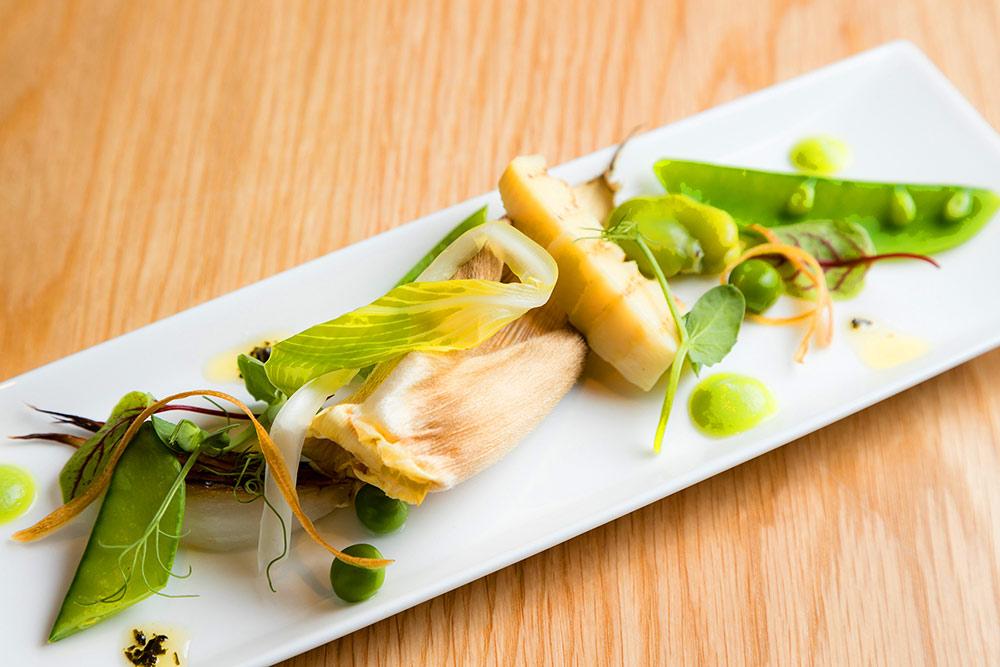 季節野菜のガルグイユ