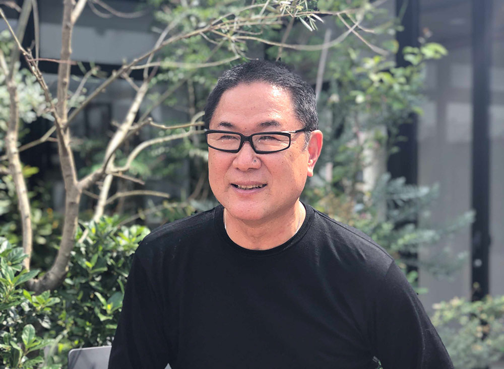 CAITAC GROUP aquiagora company プレジデント 中原 伸広氏