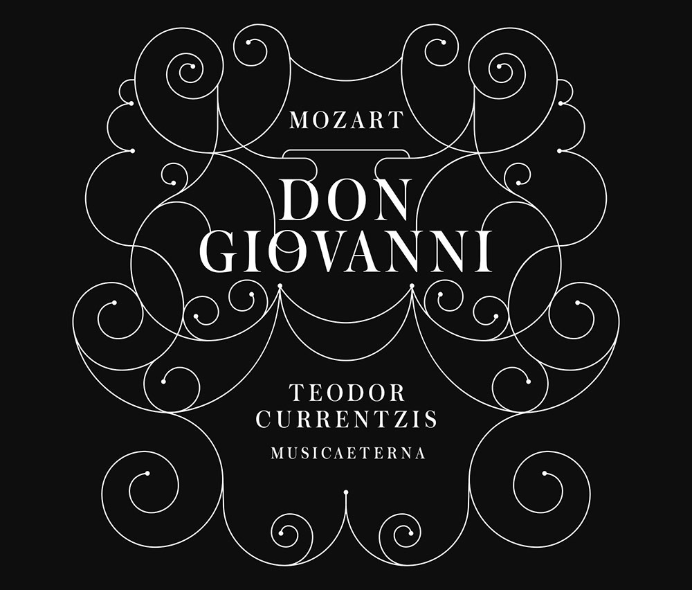 モーツァルト:歌劇「ドン・ジョヴァンニ」のジャケット写真