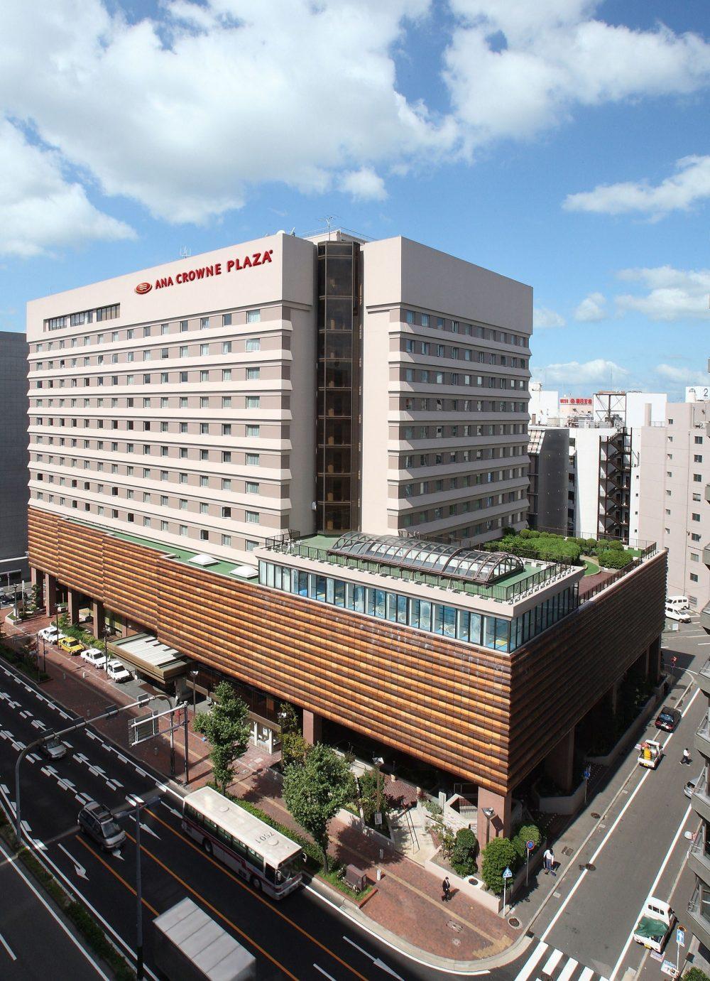 ANA クラウンプラザホテル福岡