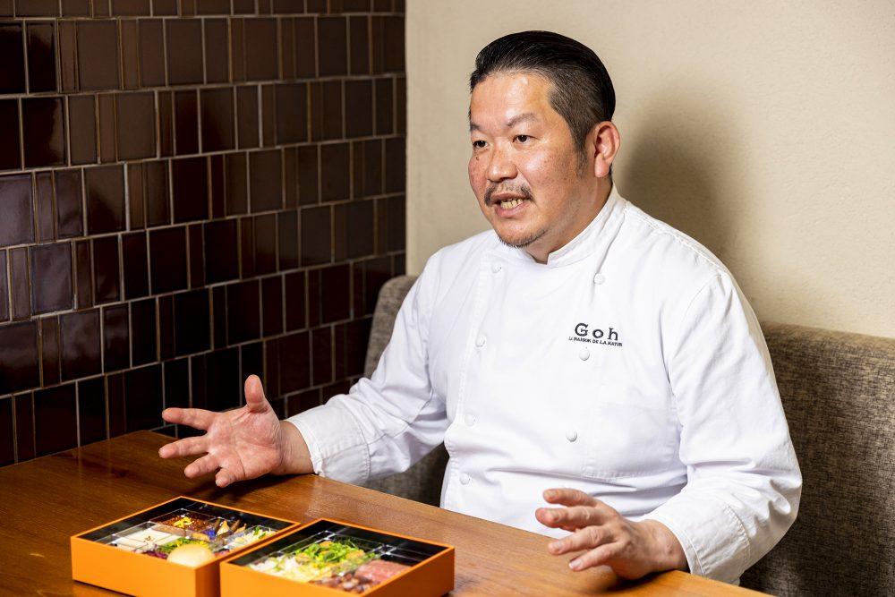 アジアのベストレストラン50 la maison de la nature goh Fine Dining at Home S.pellegrino