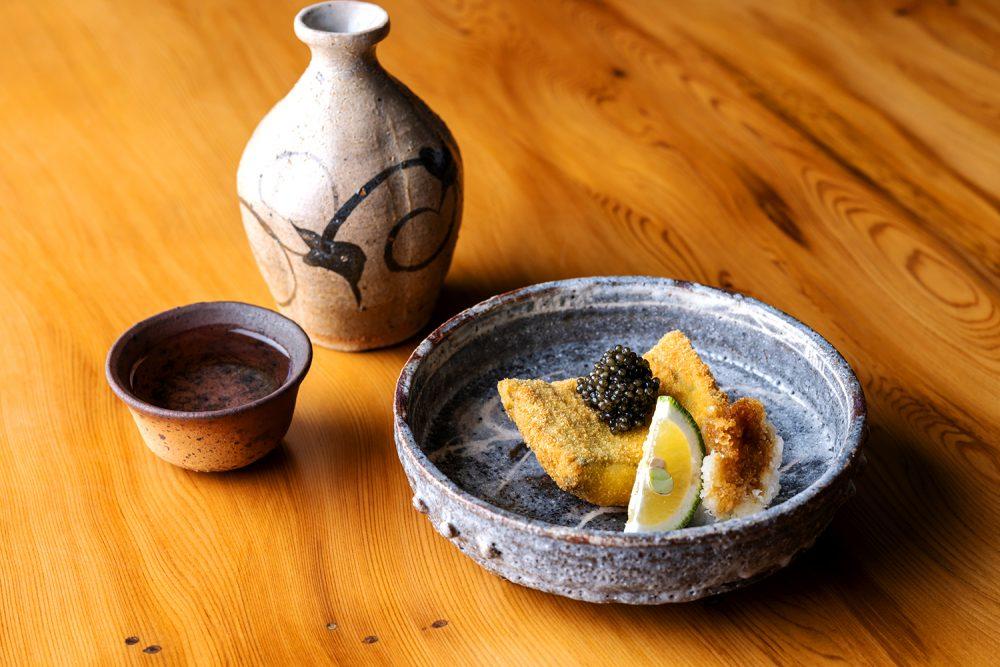 鍋島 御宿 富久千代 酒蔵 オーベルジュ 食事処 草庵 ディナー