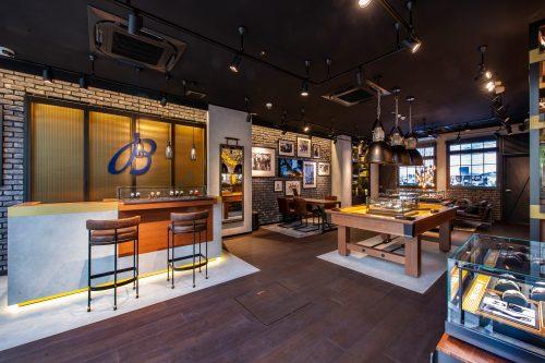 Breitling OroGio ブライトリング ブティック 福岡