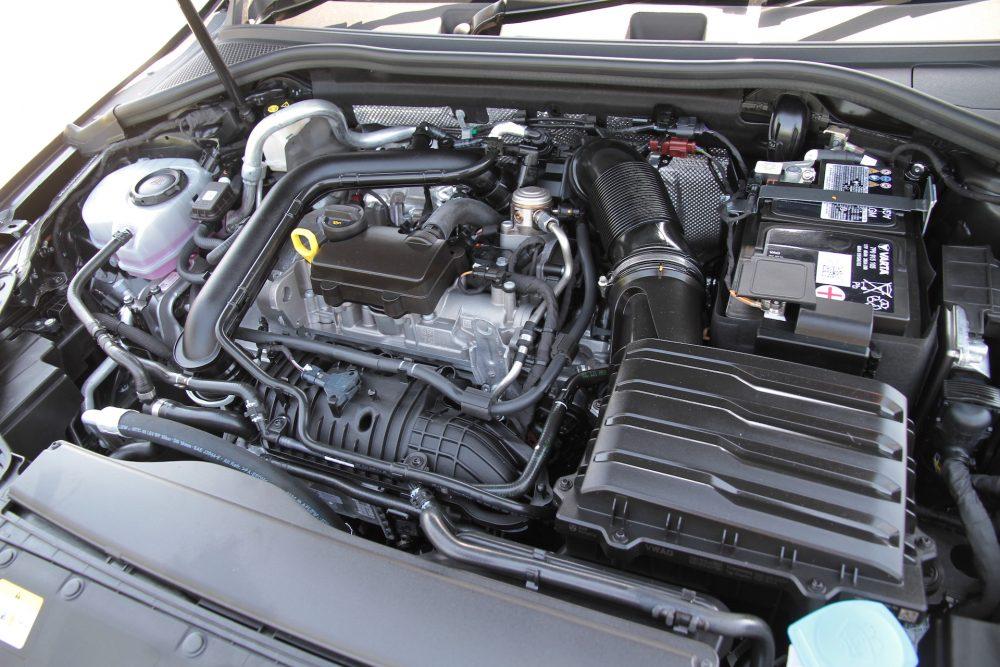 AudiA3エンジン