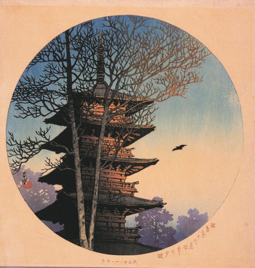 新版画-進化系UKIYO-Eの美 日本橋高島屋