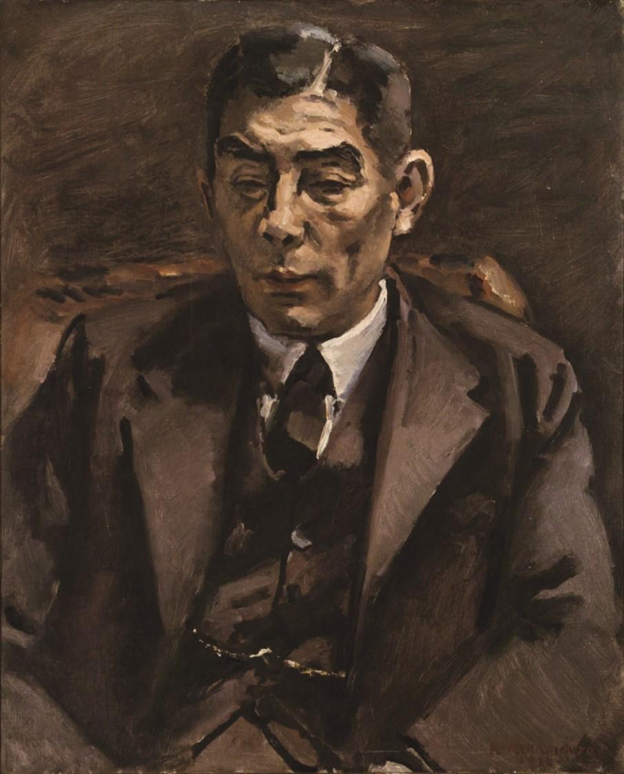 松永先生肖像